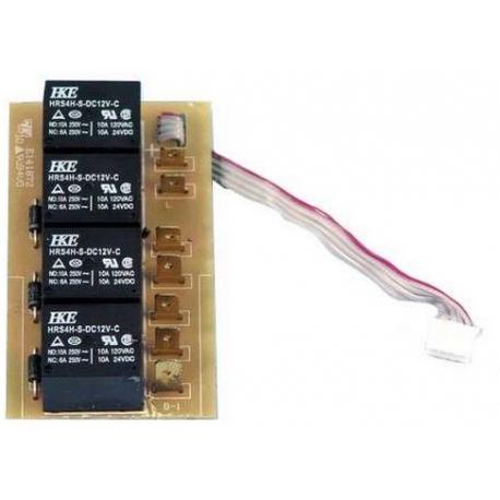 RELAY PCB ASSY TT720 ORIGINE - XRQ8121
