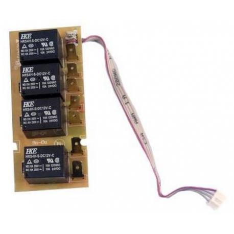 RELAY PCB ASSY TTM312 ORIGINE - XRQ9671