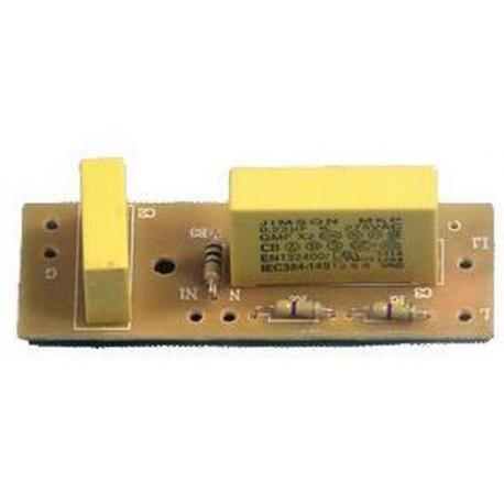 RFI PCB ASSY SB100-106 ORIGINE - XRQ9842