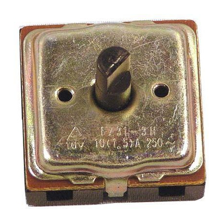 ROTARY SWITCH 4 POSITION MO670 - XRQ65592