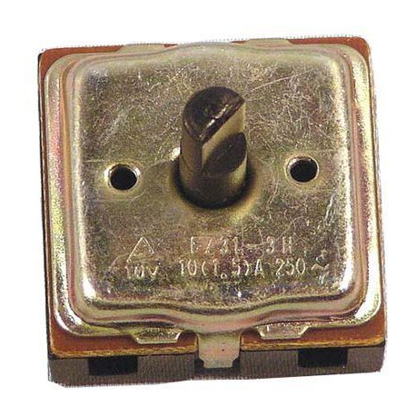 ROTARY SWITCH 5 POSITION MO690 - XRQ65593