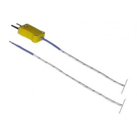 THERMOSONDE TYP: K - 2X0.5MM - TIQ65609