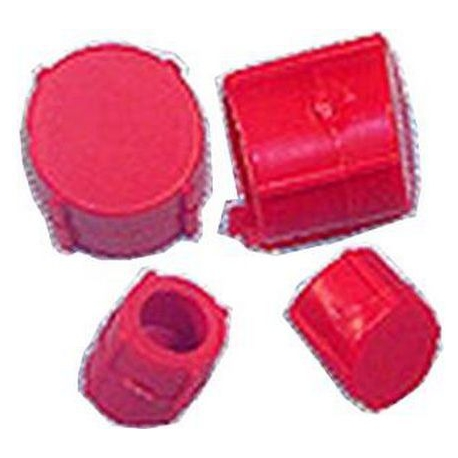 SCREW COVER PINK (2 LGE+2 - XRQ2486