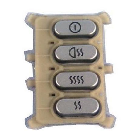 SELECTOR BUTTONS ASSY TTM312 - XRQ4508