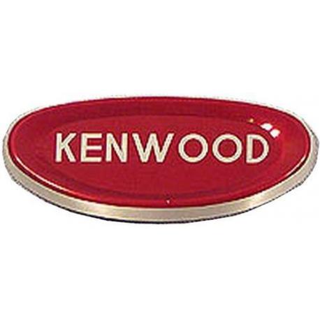 SELF ADHESIVE LOGO KENWOOD - XRQ3065