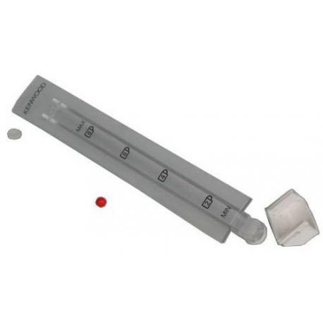 SIGHT TUBE. RETAINER & ORIGINE - XRQ0235
