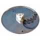 STD CHIPPER PLATE AT640 - XRQ0805