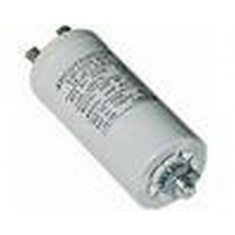 CAPACITOR 12.5µF 450V COAT SYNTHETIQ - IQ037