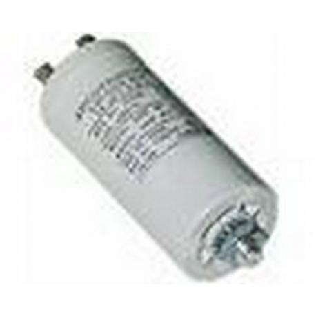 CAPACITOR 12.5µF 450V COAT SYNTHETIQ - IQ037