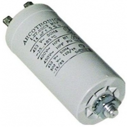 CAPACITOR WITH SYNTHETIC JACKET (A) 450V 5µF