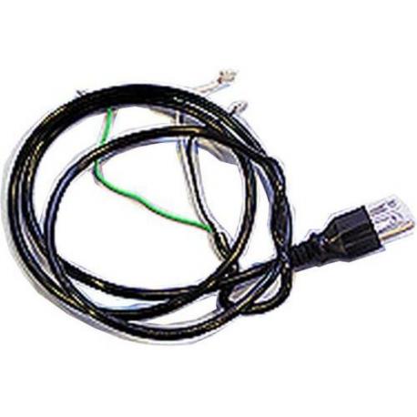 SUPPLY CORD BLACK CH PL BL745 - XRQ4161