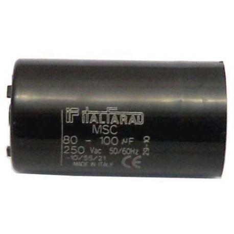 CONDENSATEUR 80-106 MF/220V - IQ049
