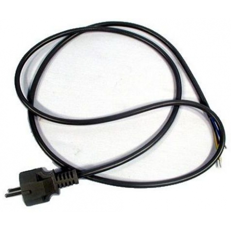 XRQ65562-SUPPLY CORD GREY EU PLUG ES516