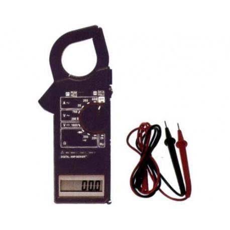 MULTIMETRE ELECTRONIQUE AVEV PINCE AMPEREMETRIQUE - TIQ65610
