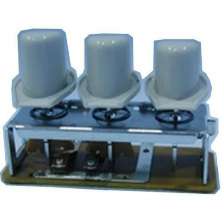 SWITCH ASSY COMP-GREY BUTTONS - XRQ4958