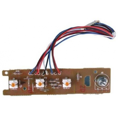 SWITCH PCB & LOCATORS ORIGINE - XRQ8479