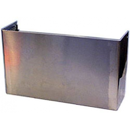 TOP COVER - ST/STEEL OV351 - XRQ2904