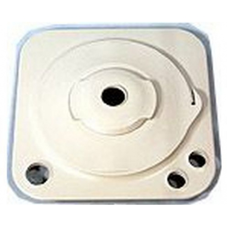 XRQ3155-TOP COVER MOULDING - LIGHT
