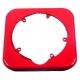 TOP PLATE RED FP931 ORIGINE - XRQ8721