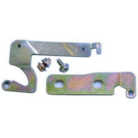 UPPER & LOWER DOOR HINGES - XRQ2353