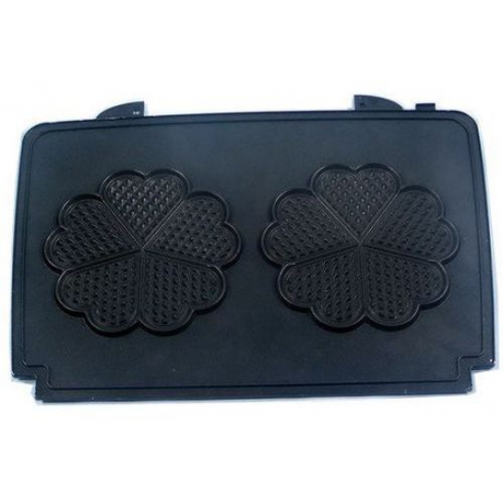 WAFFLE PLATE +GRILL SURFACE - XRQ4639