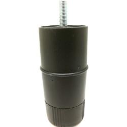 PIED PLASTIQUE/REGLABLE M10 60X130-150MM ORIGINE