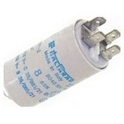 CAPACITOR WITH SYNTHETIC JACKET (A) 450V 25µF