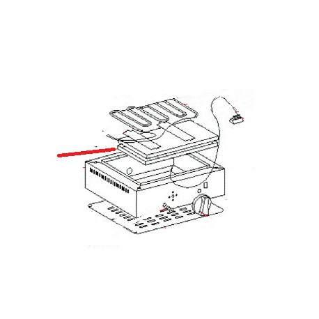SERRE RESISTANCE BAS PS 36 ORIGINE ROLLERGRILL - EYQ6060