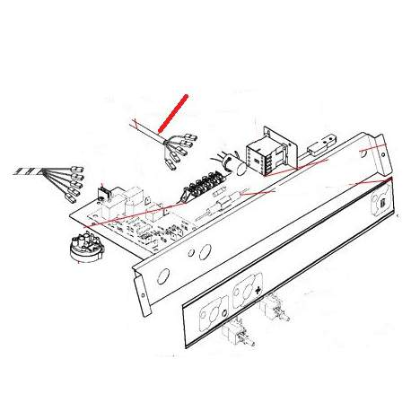 CABLE ALIMENTATION 5X1.5 L.3.5 - FVYQ7724