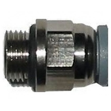 IQN6857-UNION SIMPLE 1/4M TUBE 6MM
