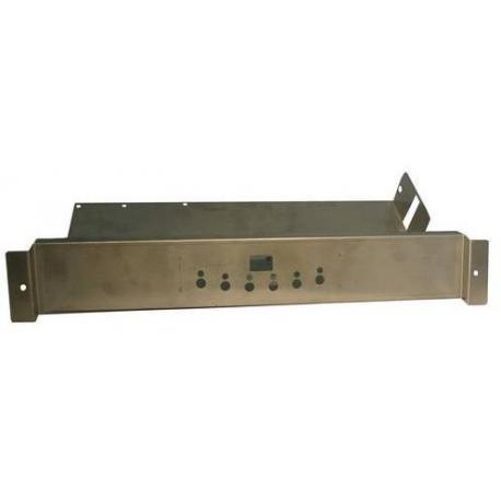 ARRIERE-PLAQUE 660 TRONIC ORIGINE SILANOS - FVYQ6060
