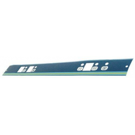 PANNEAU DE COMMANDE 590X60MM - FVYQ6084