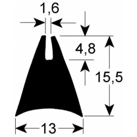 JOINT VITRE L=1430MM ORIGINE HIOS - SBQ6147