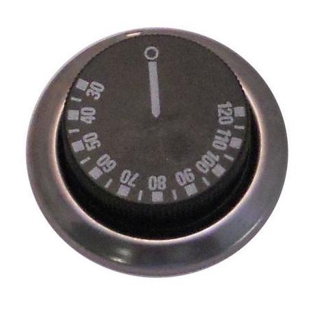 MANETTE 30-120°C CAEL+BAGUE A ORIGINE HIOS - SBQ6680