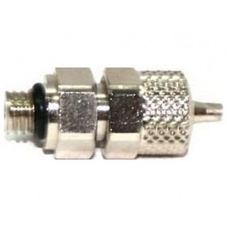 RACCORD DROIT MALE CYLINDRIQUE - IQN917