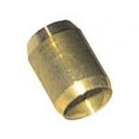 OLIVE POUR TUBE D.10MM RACC.ANG.0910 POUR PEL22 - BYQ6600