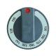 MANETTE NOIRE 77MM SNACK TMINI 100°C TMAXI 190°C ORIGINE - BYQ6094