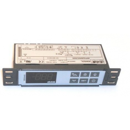 REGULATEUR ELECTRONIQUE DIXELL XW60L-5NOC1 230V NTC/PTC - CYQ6947