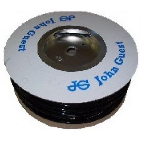 TUBE PE ALIMENTAIRE NOIR 7X10 - IQN445