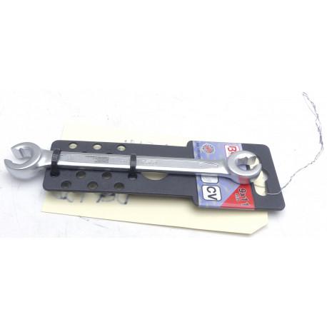 CLE POLYGONALE A TUYAUTER 9X11MM 12 PANS - TIQ65729