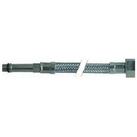 FLEXIBLE INOX COLONNE LONGUE L:400MM 3/8F-M10X1 - ITQ760