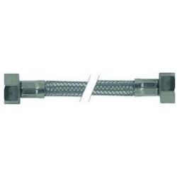 FLEXIBLE INOX AVEC JOINT L:1500MM ENTREE 1/2F SORTIE 1/2F