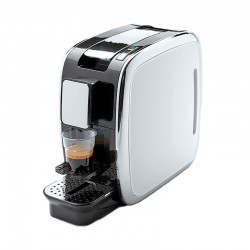 MACHINE A CAFE A CAPSULES SDA-027 ESSE EI 1200W BLANCHE - RRI331