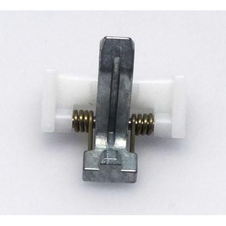 COOLROOM FAN 20MF 400-500V 4 TERMINALS PLASTIC ROUND RUN CAPACITOR 20MF