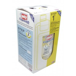 DETERGENT PULY CAPUCINO SISTEMA 2X1000ML SPECIAL TOUT-AUTOMA - IQ7444