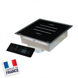 PLAQUE DE CUISSON A INDUCTION MONO FOYER ENCASTRABLE  - NIQ6751