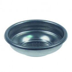 PACK OF OF 5 FILTERS 1 CUP 6G LOW STAINLESS FAEMA