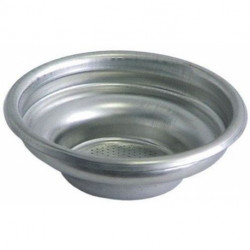PACK OF OF 5 FILTERS 1 CUP 7G STAINLESS CIMBALI