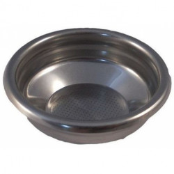 PACK OF OF 5 FILTERS 1 CUP 7G NORMAL STAINLESS FAEMA