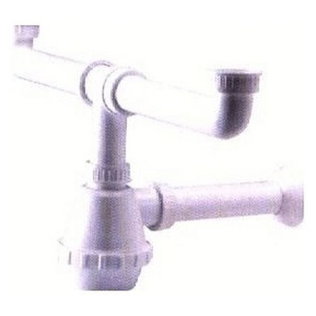 SIPHON COMPLET ABS DOUBLE - ITQ034